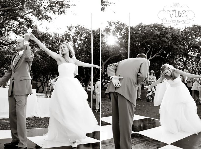Amy Garys Gorgeous Pink And Blue Carillon Wedding - Godfather Wedding Cake