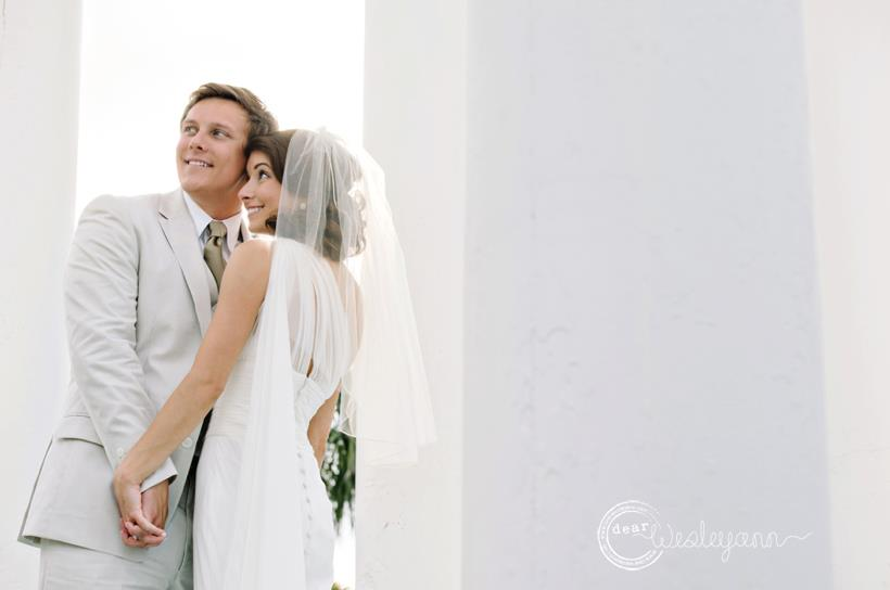 Jenny and Chris at Carillon Beach Weddings 2